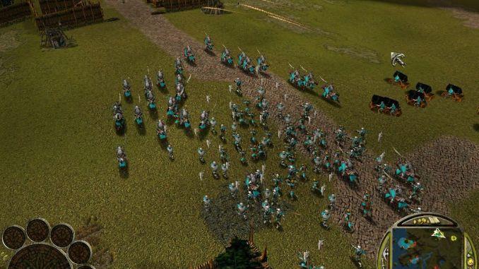 Warrior Kings screenshot 1