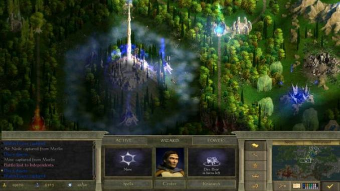 Age of Wonders 2: The Wizard's Throne screenshot 2