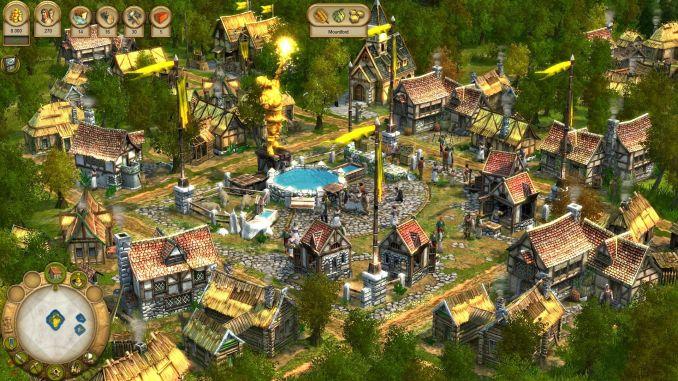Anno 1701 A.D. screenshot 1