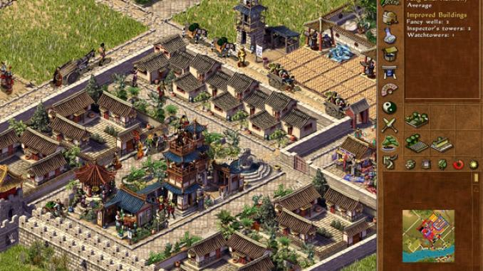 Emperor: Rise of the Middle Kingdom screenshot 2