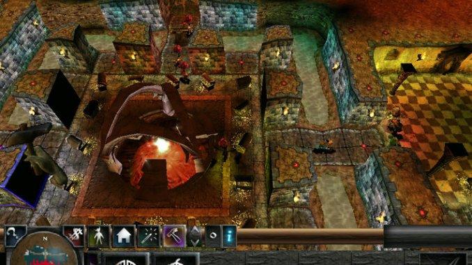 Dungeon Keeper 2 screenshot 2