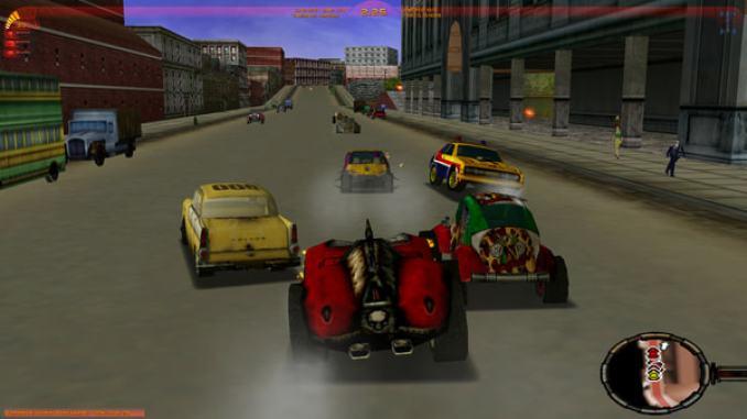 Carmageddon TDR 2000 screenshot 3