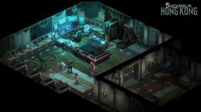 Shadowrun: Hong Kong - Extended Edition screenshot 2