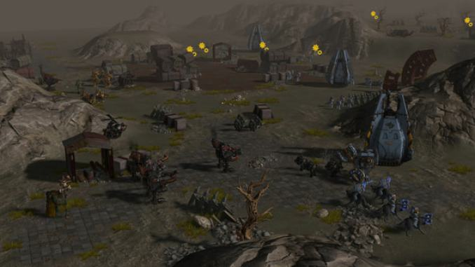 Warhammer 40000: Sanctus Reach (Complete) screenshot 2