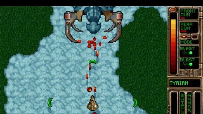 Tyrian 2000 screenshot 2