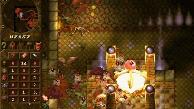 Dungeon Keeper Gold screenshot 2
