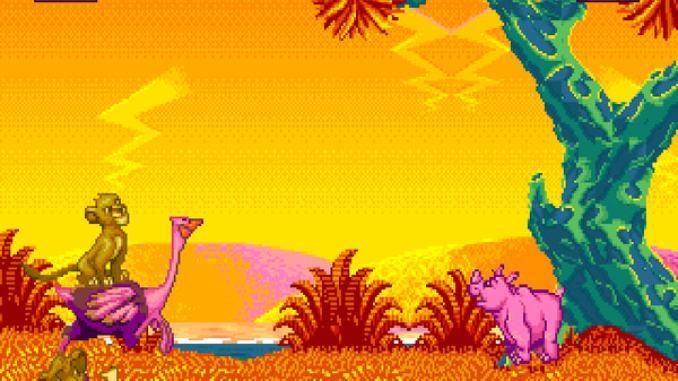 Disney The Lion King screenshot 2