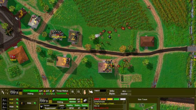 Close Combat 2: A Bridge Too Far screenshot 2