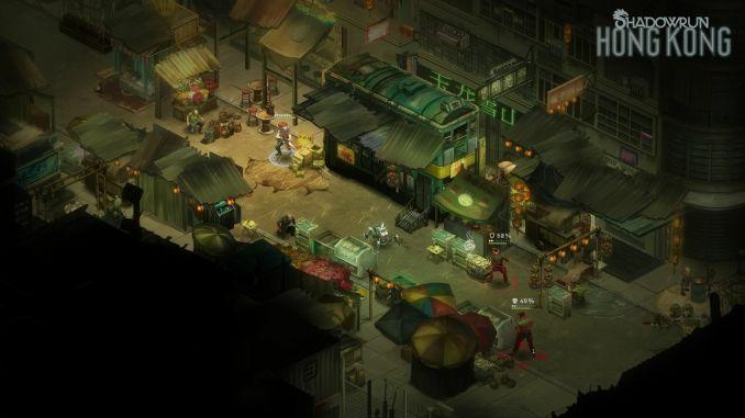 Shadowrun: Hong Kong - Extended Edition screenshot 3