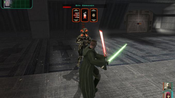 Star Wars Knights of the Old Republic II: The Sith Lords screenshot 3