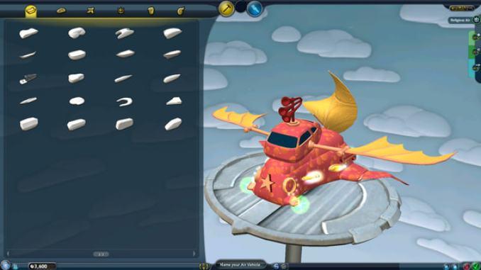 SPORE Collection screenshot 3