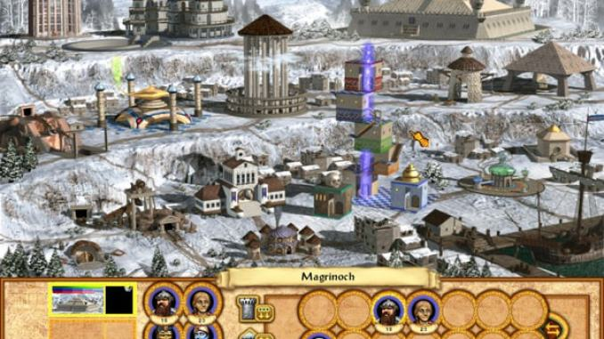 Heroes of Might and Magic 4: Complete screenshot 2