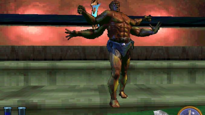 An Elder Scrolls Legend: Battlespire screenshot 2