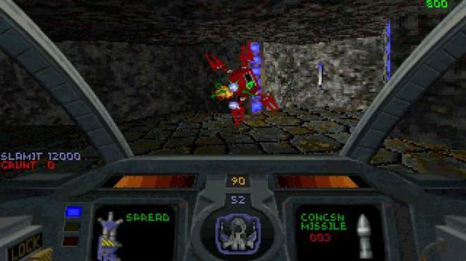 Descent 1 + 2 screenshot 1