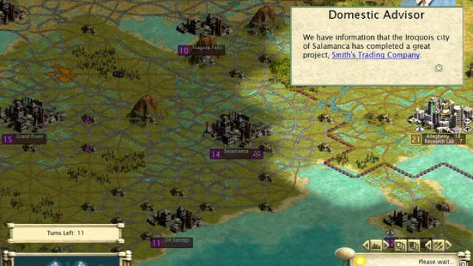 Sid Meier's Civilization III Complete screenshot 1