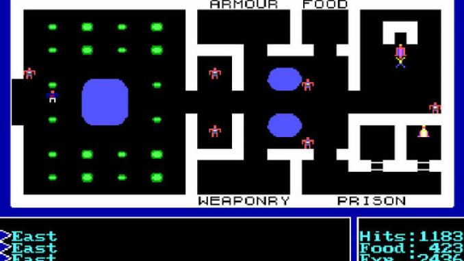 Ultima 1+2+3 screenshot 3