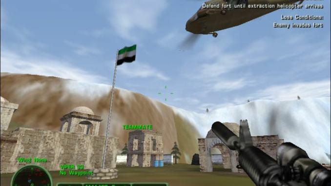 Delta Force: Land Warrior + Task Force Dagger screenshot 3