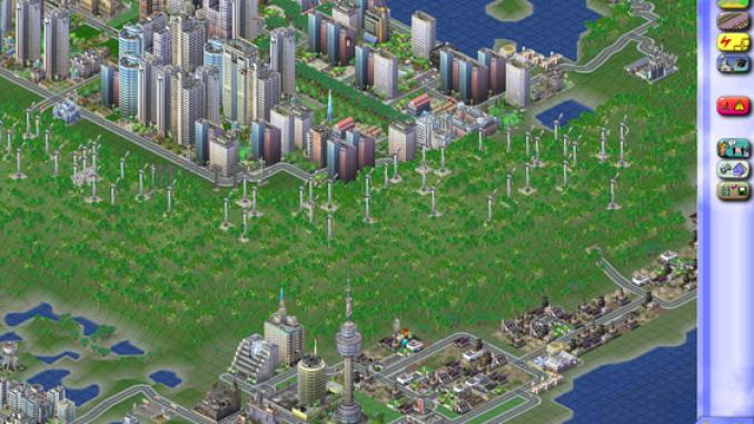 SimCity 3000 Unlimited screenshot 2