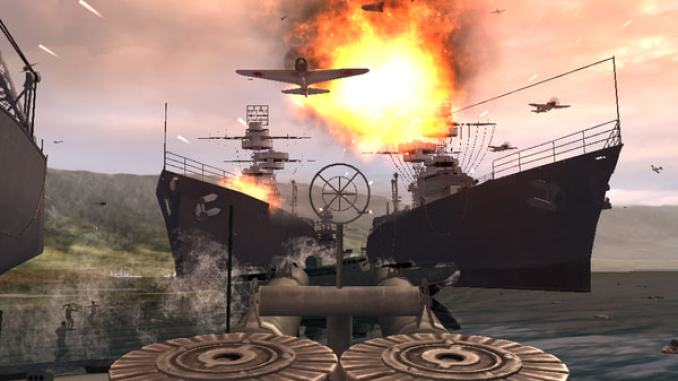 Medal of Honor: Pacific Assault screenshot 1