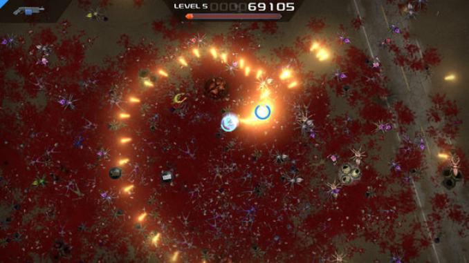Crimsonland screenshot 3