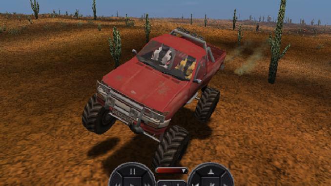 Screamer 4x4 screenshot 1