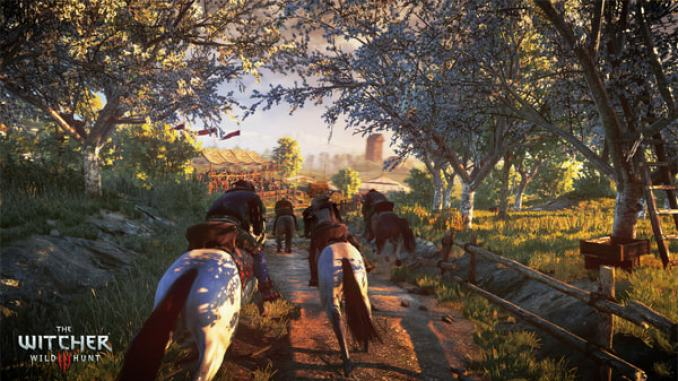 The Witcher 3: Wild Hunt - Hearts of Stone screenshot 3