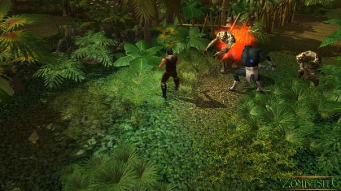 Zombasite + Orc Schism screenshot 3