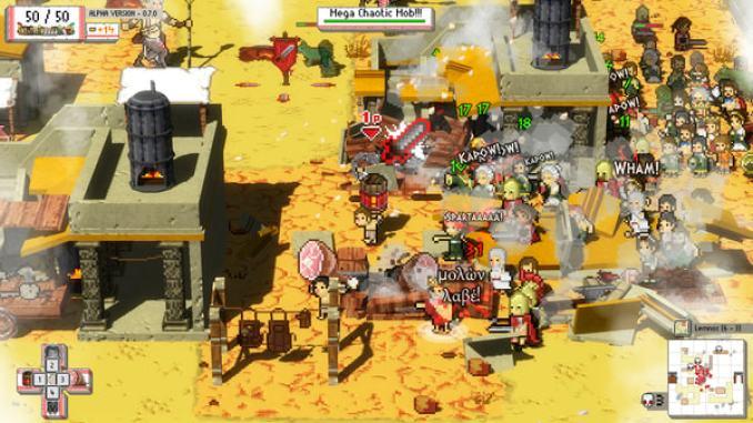 Okhlos: Olympus Edition screenshot 2