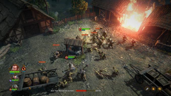 The Dwarves screenshot 3