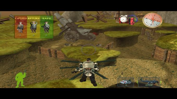 Armed and Dangerous screenshot 1