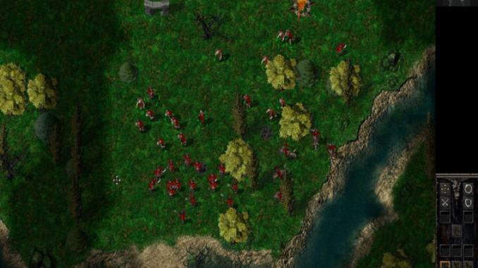 Total Annihilation: Kingdoms + Iron Plague screenshot 1