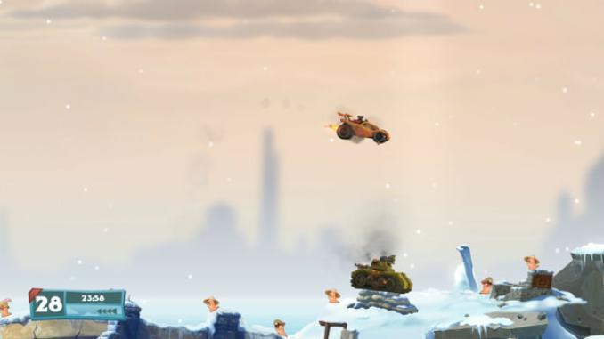 Worms W.M.D Screenshot 3