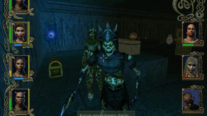 Might and Magic 9 screenshot 3