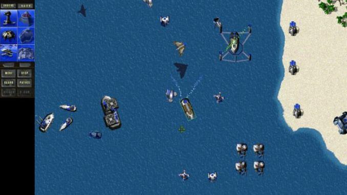 Total Annihilation: Commander Pack screenshot 2