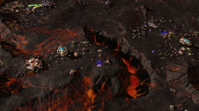 Ashes of the Singularity: Escalation screenshot 1