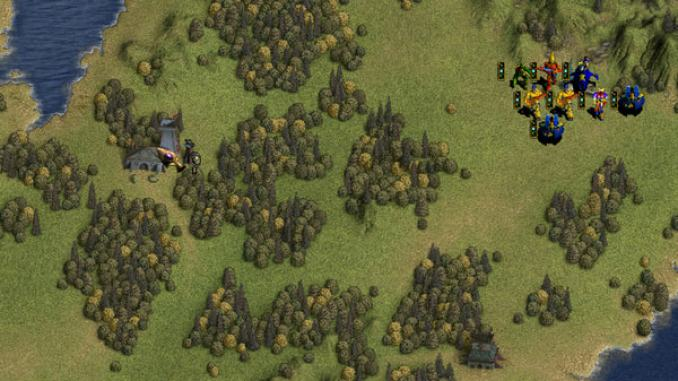 Warhammer 40000: Rites of War screenshot 1