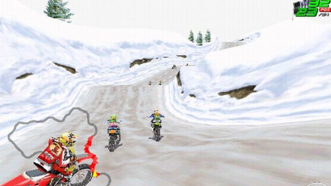 Moto Racer screenshot 3