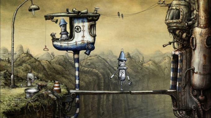 Machinarium Collector's Edition screenshot 2