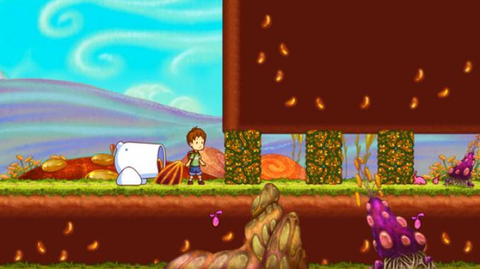 A Boy and His Blob screenshot 1