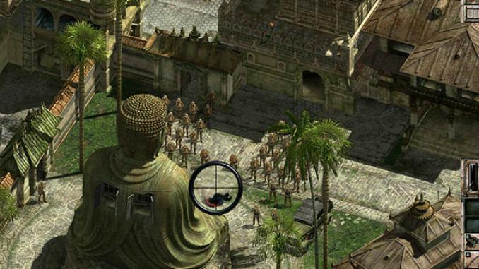 Commandos 2 + 3 screenshot 1