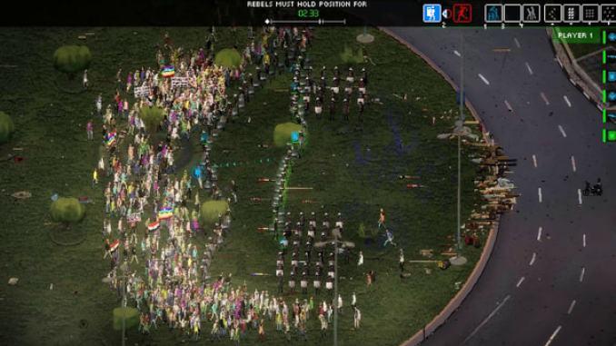 RIOT - Civil Unrest screenshot 2