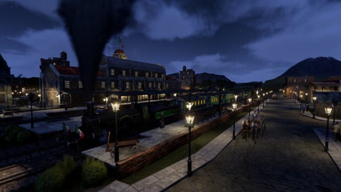 Railway Empire - Mexico screenshot 2