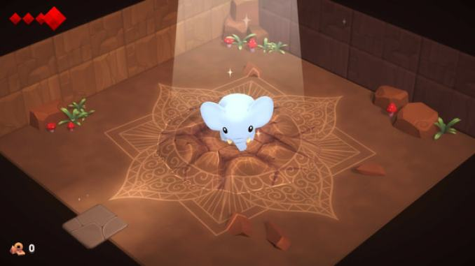 Yono and the Celestial Elephants screenshot 1