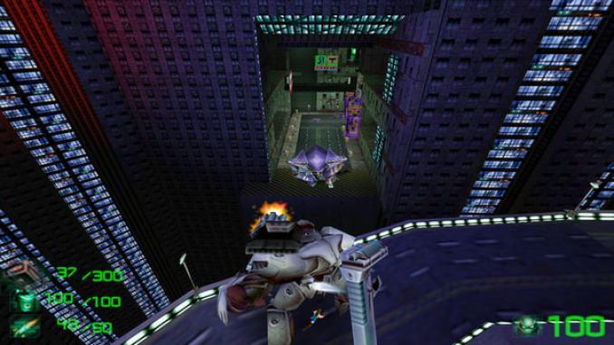 Slave Zero screenshot 1