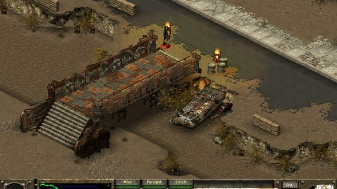 Fallout Tactics screenshot 2