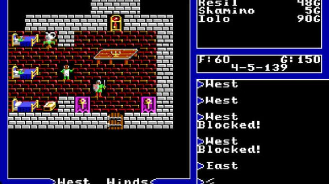 Ultima 4+5+6 screenshot 1