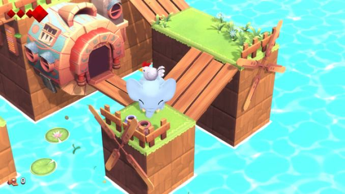 Yono and the Celestial Elephants screenshot 3