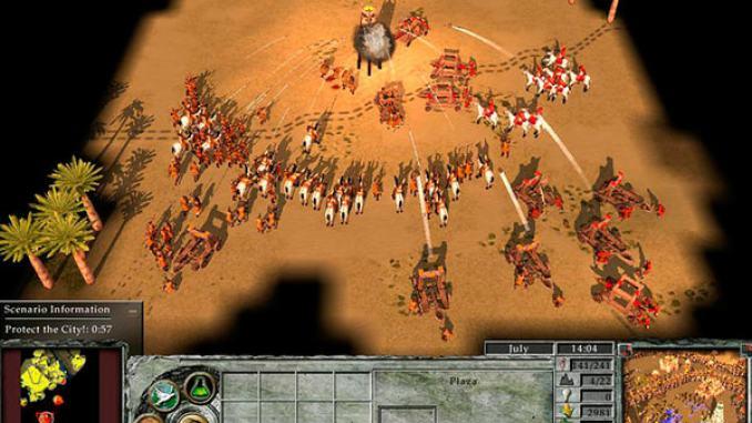 Empire Earth 2 Gold Edition screenshot 3