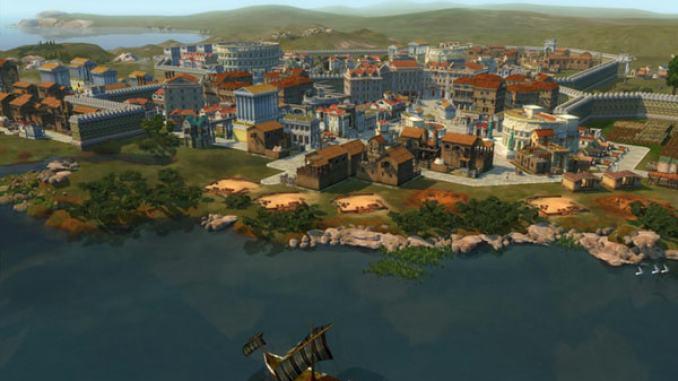 Caesar IV screenshot 3