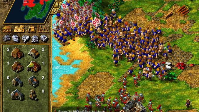 The Settlers 4: Gold Edition screenshot 3